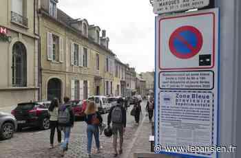 Une zone bleue pour redonner des couleurs aux commerces de Senlis - Le Parisien