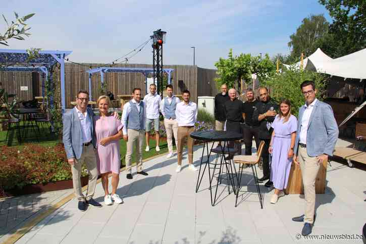 Hotel restaurant Den Berg mikt op bezoekers uit eigen omgeving met zomerconcept 'La Montana'