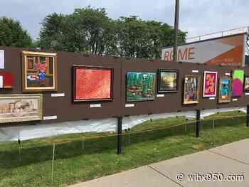 Munson-Williams Sidewalk Art Show Returns Online - WIBX AM 950