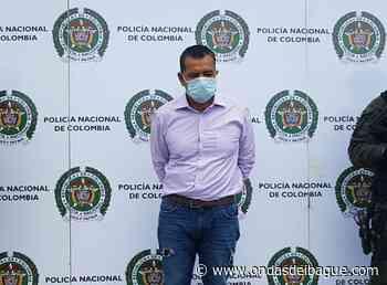 Capturado en Falan presunto narcotraficante buscado en Europa - Ondas de Ibagué