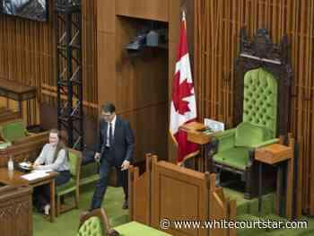 Conservatives propose creative voting methods in bid to get Parliament back - Whitecourt Star