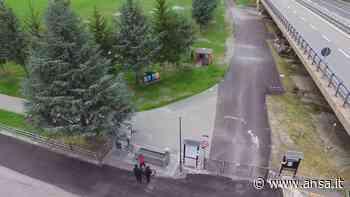 Fase 2: drone su area verde Gressan, controlli carabinieri - Agenzia ANSA