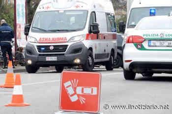 Agrate Brianza, schianto tra due auto: morta donna di 84 anni - Il Notiziario