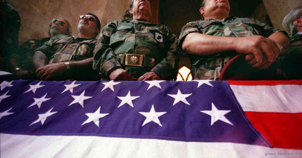 ¿Quién es Roy Benavidez, la propuesta para renombrar a Fort Hood, en Texas? - The Dallas Morning News