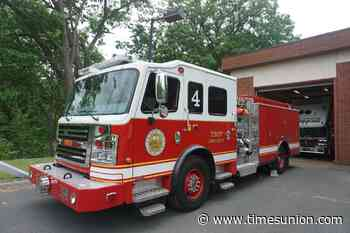 Troy puts new fire engine on the road