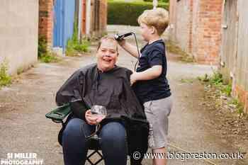 Fulwood mum braves the shave for Rosemere - Blog Preston