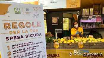 Mariano Comense, torna l'AgriMercato: è il primo a riaprire in provincia - QuiComo