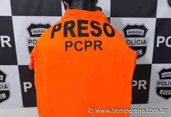 Polícia prende suspeito de atirar contra enteados em Rio Branco do Sul; um deles morreu - Bem Paraná