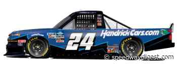 HendrickCars.com to Sponsor Chase Elliott in Upcoming Gander Truck Series Race at Homestead-Miami Speedway - Speedway Digest