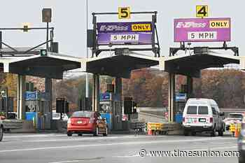 Pandemic takes toll on New York's E-ZPass