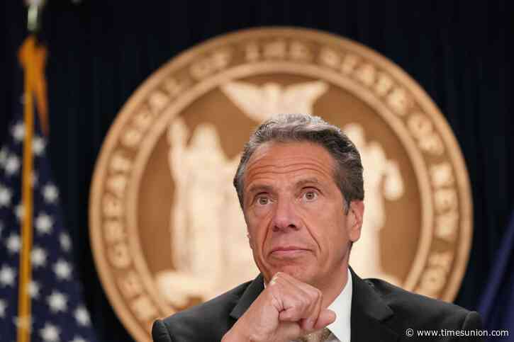 Cuomo signs sweeping police reforms into law