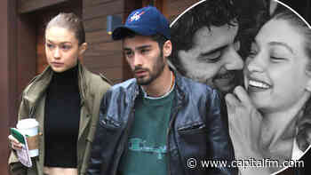 Gigi Hadid Shares Rare Selfie With Zayn Malik As She Promotes Charity Auction With British Vogue - Capital