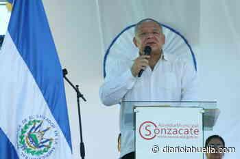 Alcalde de Sonzacate anuncia medidas sanitarias en todos los comercios en el municipio ante reapertura económica - Diario La Huella
