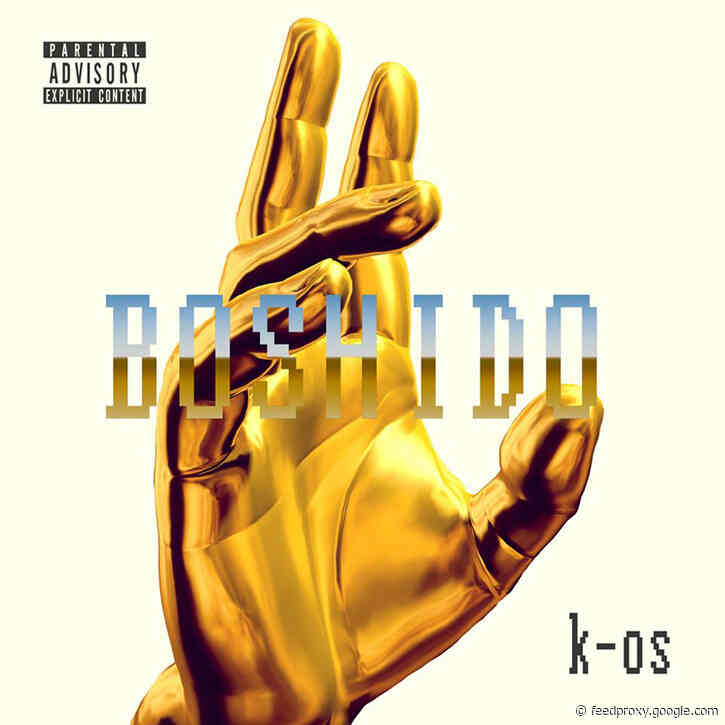 k-os's Rhymes Pair Expertly with Kaytranada's Beats on 'Boshido' EP