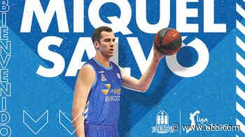 Miquel Salvó, al San Pablo Burgos - ACB.COM