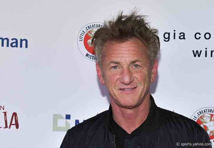 Sean Penn admits he's difficult to work with and 'not good with humans' - Yahoo Sports
