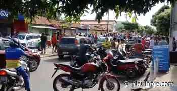 Homem é assassinado dentro de estabelecimento comercial em Piripiri - Piauí Hoje