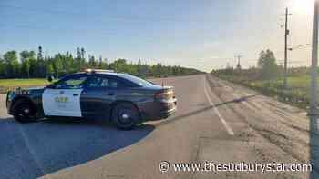 Hanmer man dies in crash on Highway 17 - The Sudbury Star