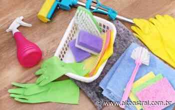 Aprenda a limpar vassoura, esponja, pano e outros utensílios de limpeza - Portal Alto Astral