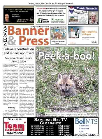 Friday, June 12, 2020 Neepawa Banner & Press - myWestman.ca