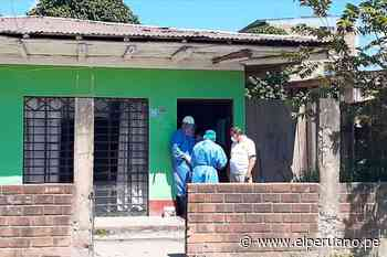 Médicos realizan visitas domiciliarias en Juanjuí para atender a pacientes sospechosos de covid-19 - El Peruano