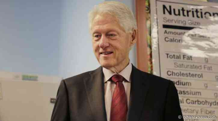 Bill Clinton collaborates with James Patterson for a crime novel - The Indian Express