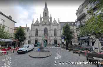 Ixelles' Saint-Boniface square will become permanently pedestrian - The Brussels Times
