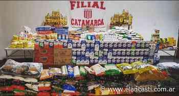 La Filial Catamarca de Estudiantes LP entregará 600 kilos de alimentos - El Ancasti Editorial