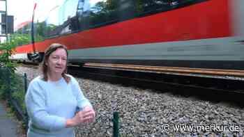 """""""Dann bebt das Haus"""": Zuglärm reißt Anwohner aus dem Schlaf - Bahn hat keine Erklärung - merkur.de"""