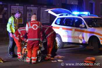 Limbiate, incidente in moto nella notte, 33enne grave al San Gerardo - Il Notiziario - Il Notiziario