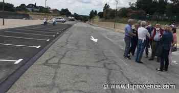 Carpentras : le parking Antoine-Diouf, nouveau site de covoiturage - La Provence