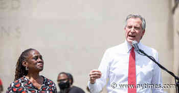 'You're Exposed Now': Why Black Supporters Are Deserting de Blasio