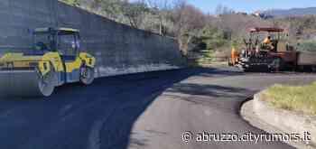 Ancarano, nuovi asfalti sulle strade provinciali FOTO - Ultime Notizie Abruzzo - News Ultima ora in Abruzzo Cityrumors - CityRumors.it