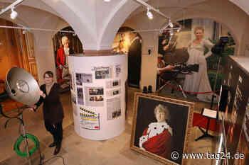 Requisiten gesucht! Besucher werden im Schloss Waldenburg zu Filmstars - TAG24