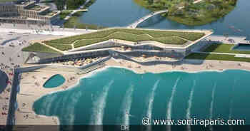 Surf : la future piscine à vagues de Sevran en Seine-Saint-Denis - sortiraparis