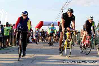 Popular Gran Fondo Baie Sainte-Marie cycling event cancelled for 2020 because of COVID-19 - SaltWire Network