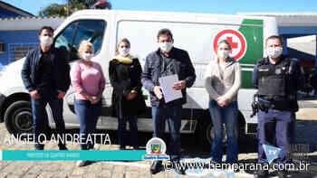Quatro Barras decreta 'lockdown' em seis localidades da zona rural. Com vídeo - Bem Paraná