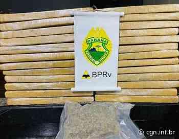 BPRv apreende adolescentes com drogas em ônibus em Cruzeiro do Oeste - CGN