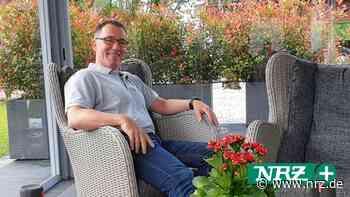 Kalkar: Egbert Peters lebt kämpferisch in der Idylle Oybaum - NRZ