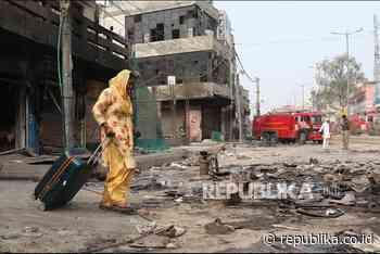 Kerusuhan New Delhi, Muslim Justru Dituduh Jadi Provokator - Republika Online