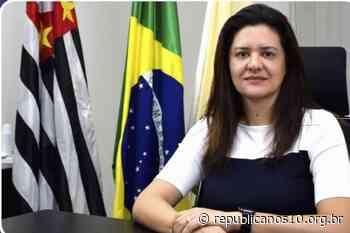 Renata Sene entrega máscaras para população de Francisco Morato (SP) - Agência Republicana de Comunicação (ARCO - Republicanos10)