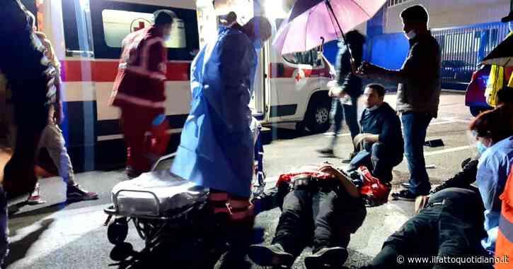 Milano, tensione al magazzino Tnt di Peschiera Borromeo: polizia sgombera picchetto contro i licenziamenti - Il Fatto Quotidiano