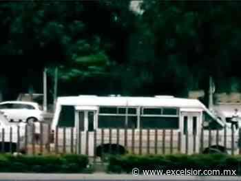 Choferes de transporte en Zumpango se enfrentan por pasaje - Periódico Excélsior
