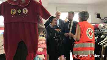 La vestiboutique de la Croix-Rouge d'Epernay rouvre ses portes mercredi 17 juin - L'Union