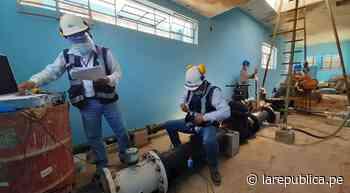 Lambayeque: servicio de agua en distrito de Jayanca se normalizará de manera gradual - LaRepública.pe
