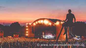 Straubenhardt - Happiness-Festival: So bekommen Fans ihr Geld zurück - Schwarzwälder Bote