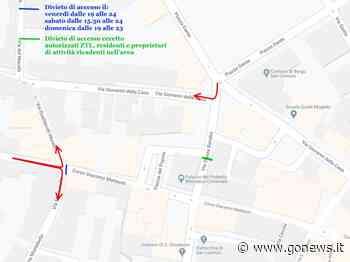 Borgo San Lorenzo: mini-rivoluzione pedonale - gonews.it - gonews