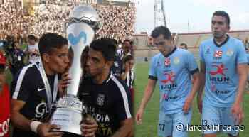 Juan Diego Lojas: Si no nos quitaban los puntos, le ganábamos la final a Alianza - LaRepública.pe