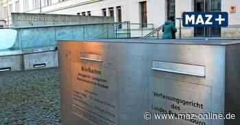 Gericht - Prozess um Messerstiche in Zossen: Lebensgefährtin des Vaters sagt aus - Märkische Allgemeine Zeitung