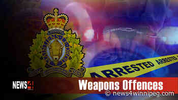 RCMP raid Swan River home, find weapons and drugs - News 4
